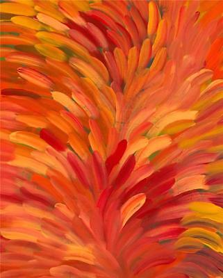 GLORIA PETYARRE~MA$$IVE INVESTMENT PAINTING~The Absolute WOW Factor!!!
