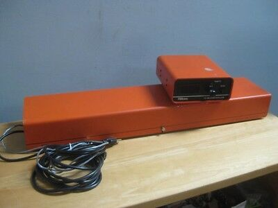 Fiatron Tc-50 Controller & Ch-460 Column Heater Used Tested Works