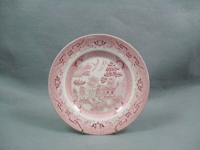 Churchill Pink Willow Side Plate