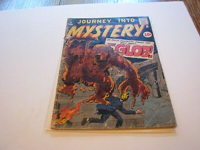 Journey into Mystery #72 (Sep 1961, Marvel) Pre Super Hero Marvel