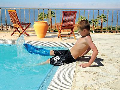Bloccs Child Short Leg Waterproof Cast & Dressing Protector (Choose Size)