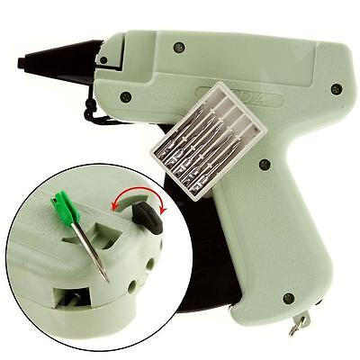Standard Label Price Tagging Tag Gun / needle / fasteners barb Green AN}]