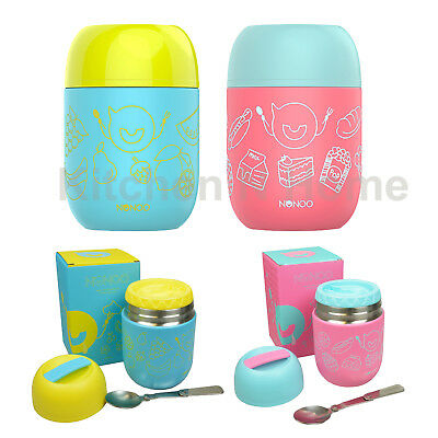 460ml Food Jar, Vacuum insulated, thermos flask, Stainless steel,  BPA Free,