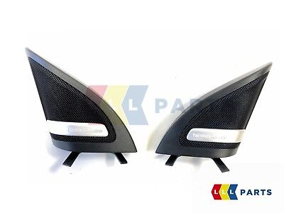 New Genuine Mercedes Benz Mb A Class W176 Harman Kardon Tweeter Cover Pair L+R