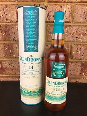 The GlenDronach 14 Year Old Virgin Oak Finish Whisky