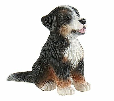 Bullyland Bernese Mountain Puppy Joy Action Figure