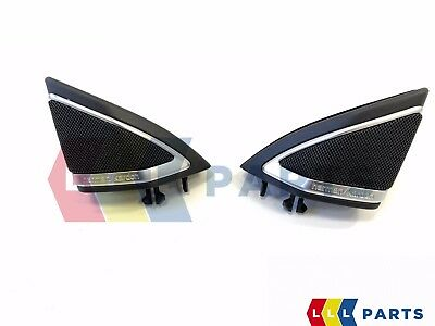 New Genuine Mercedes Benz Mb Cls Class W218 Harman Kardon Tweeter Cover Pair L+R