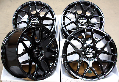 "18"" Alloy Wheels 18 Inch Cruize Cr1 Gb Commercially Weight Load Rated 5X120 Van"