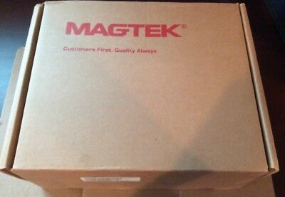 MagTek 22523009 MiniMICR Check Reader with USB Keyboard Emulation Interface, 12V