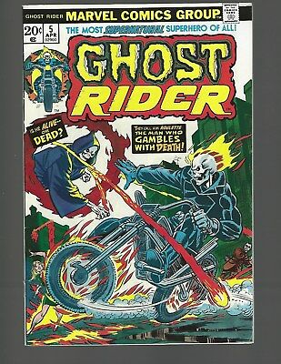 Ghost Rider #5 Is He Alive Or Dead