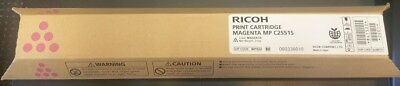 Ricoh 841522 Magenta Toner Cartridge - Genuine