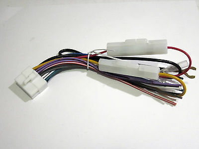Original Clarion M309 Wire Harness Oem New K1 original clarion cx305 wire harness oem new e \u2022 $13 41 picclick Clarion Wiring Harness Diagram at n-0.co