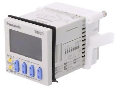 LT4HW-AC240VS Timer Range0,01s÷9999h SPDT 100÷240VAC on panel  PANASONIC EW