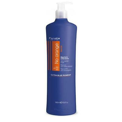 NEW Fanola No Orange Mask 1000ml Fanola