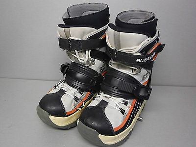 Snowboardboots 40 Emery O.sin S.i.S. SiS Step in System Rossignol mit Highback