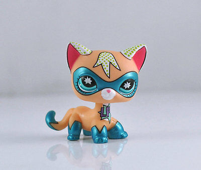 Littlest Pet Short Hair Cat Collection Child Girl Boy Figure Toy Loose Rare