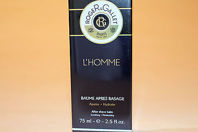 L'Homme After Shave Balm 75ml Roger and Gallet
