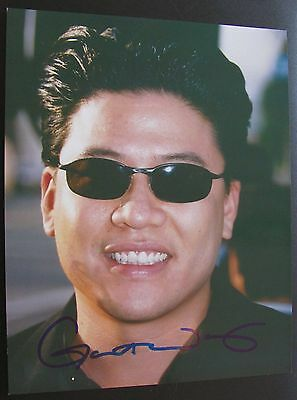Garrett Wang - Star Trek (Kim) autograph Autogramm original in Person 20x25 Foto