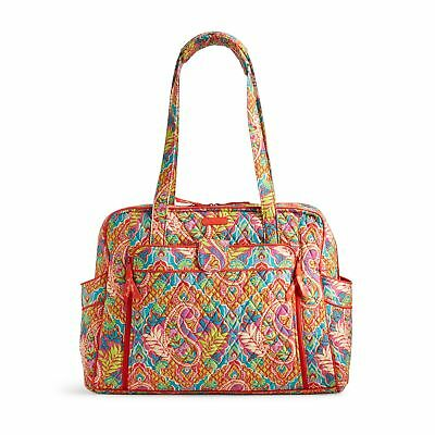 Vera Bradley Large Stroll Around Baby Bag in Paisley in Paradise