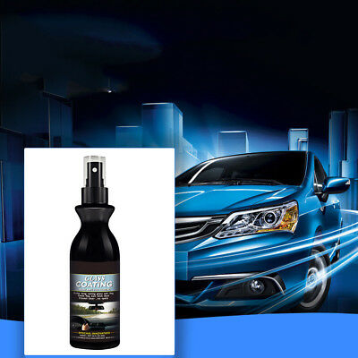 Car Windshields Rearview Mirrors Rain Repellent Glass Ceramic Coating Auto Care