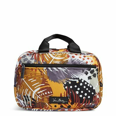 Vera Bradley Lighten Up Travel Organizer in Painted Feathers