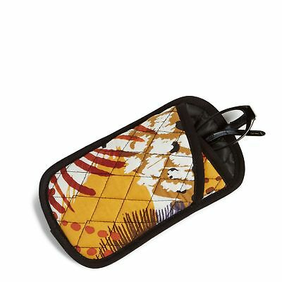 Vera Bradley Double Eyeglass Case in Painted Feathers