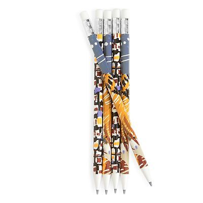 Vera Bradley Mechanical Pencil Set in Painted Feathers