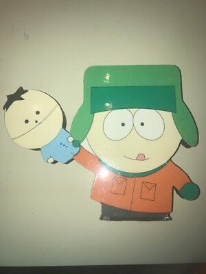 South Park Kyle Magnet from 1997 4inches--Perfect for every refrigerator
