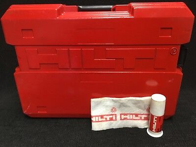 Hilti Te 15 Original Tool Case (Only), Preowned, Free Grease, Fast Shipping