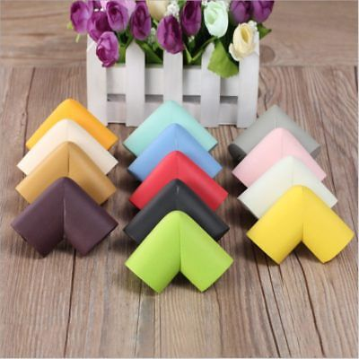 4x Soft Foam Sponge Table Corner Guards Protectors Baby Safety Maternity Cushion