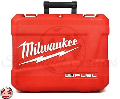 "Milwaukee 2767-20 M18 FUEL ½"" Impact Wrench Tool GEN 1400 lbs Torque Hard Case"