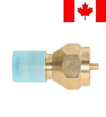 RioRand Propane Refill Adapter Gas Cylinder Tank Coupler Heater for Camping H...