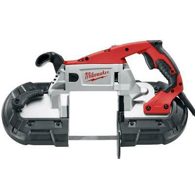 Milwaukee 6238-21 120 AC/DC Deep Cut Band Saw Kit w/ Carrying Case