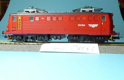 Lima 208062 L Electric Locomotive of NSB Norway El 13,13 .2154 Very Good, Rarity