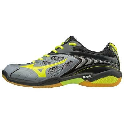 New Mizuno Wave Fang Ss2 Shoe For Badminton Squash Volleyball Indoor Use