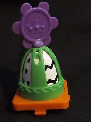 Evenflo Exersaucer Ultra Castle CROWN SPINNER Toy Replacement Part