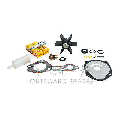 A New Mercury Mariner Service Kit for 75, 90hp Outboard