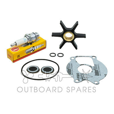 A New Mercury Mariner Service Kit for 20, 25hp Outboard