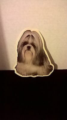 Shih-Tzu Window Decal Decals