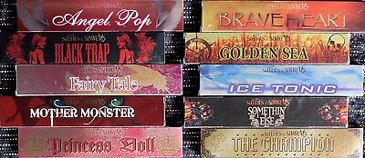 20 100 200 Sticks Incense 1 SCENT or MIXED Premium Fairy Angel Bulk Pack Insence