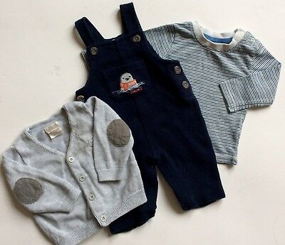 Mamas And Papas Newborn Baby Boy Girl Going Home Outfit