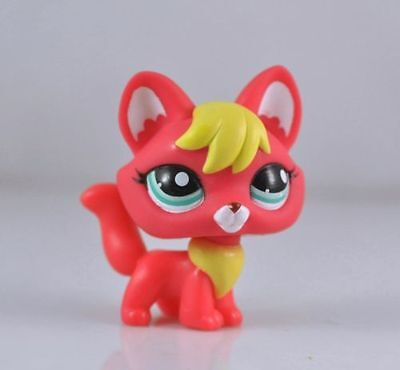 Littlest Pet Fox Dog Collection Child Girl Boy Figure Toy Loose LPS03