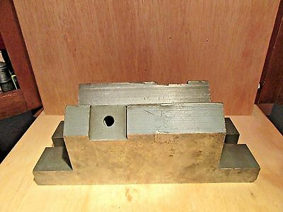 Used Machinist Block Milling - Holding - Lathe- Bridgeport