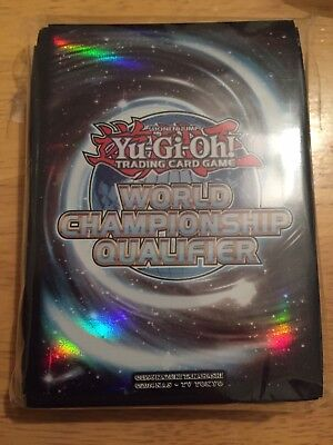 Yu-Gi-Oh World Championship Sleeves/Cases 80 Pieces Blue