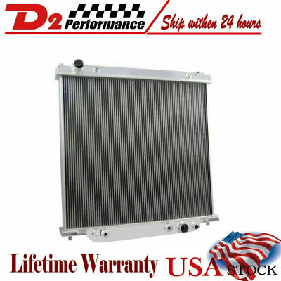 Radiator For 00-05 Excursion 99-04 F250 F350 F450 F550 SuperDuty V10 6.8L V8 7.3