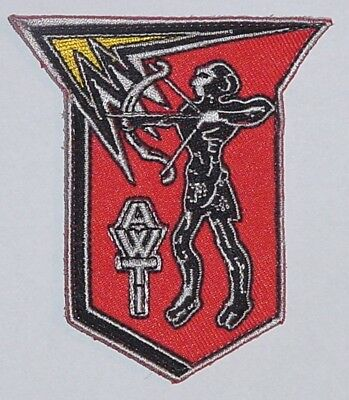 Patch Aufnäher ATWI Air Weapons Training Installation Decimomannu ........A2773