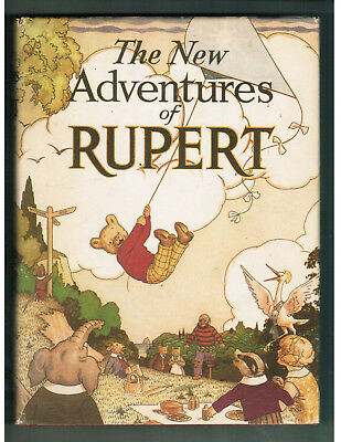 RUPERT ANNUAL 1936 FACSIMILE in dustwrapper