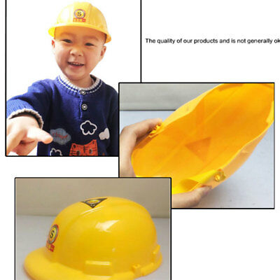 Helmet Hat Role Playing Construction Engineer Hard Dress Up Simulation