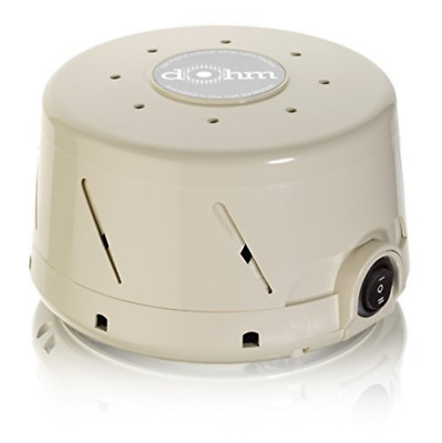 White Noise Maker Tinnitus Sleep Therapy Machine Soothing Sounds All Natural Aid