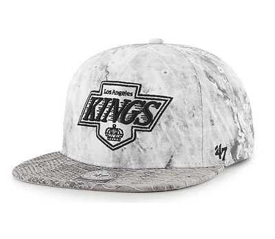 Los Angeles Kings Vintage  '47 Brand Captain Snapback NHL Cap